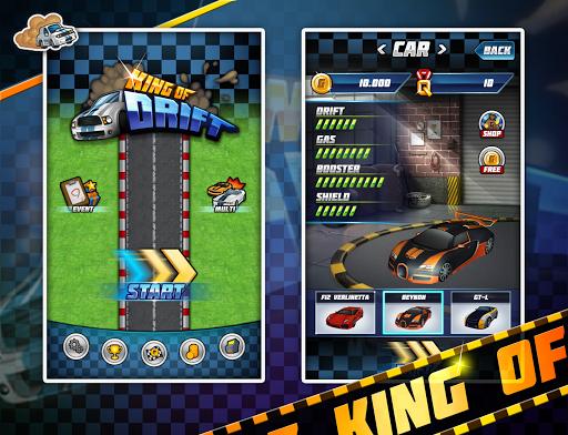King of Drift-infinity speed