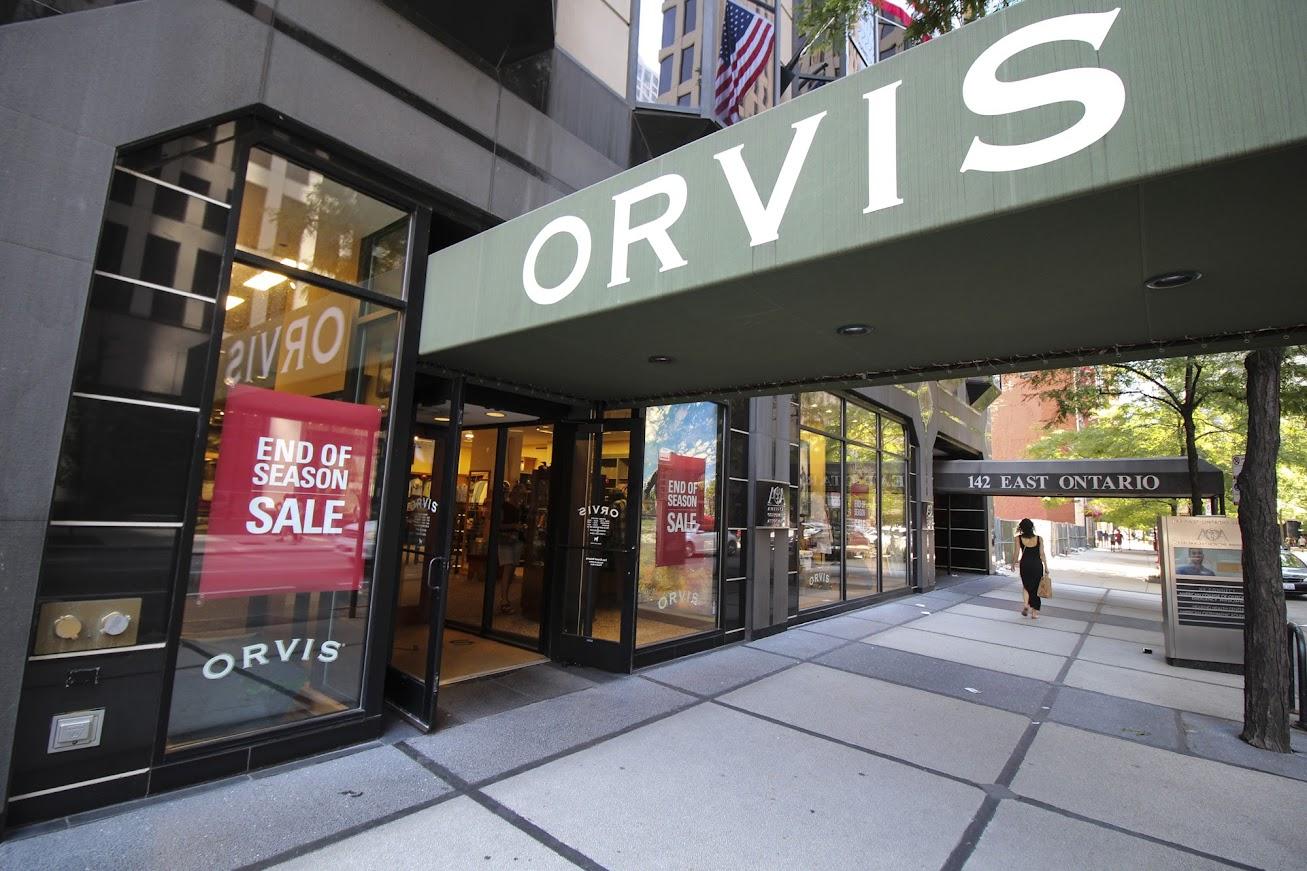 Orvis - Чикаго