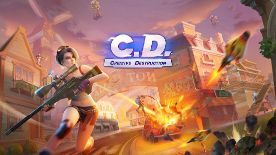 Creative Destruction 1
