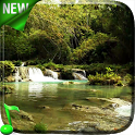 Forest Stream Live Wallpaper icon