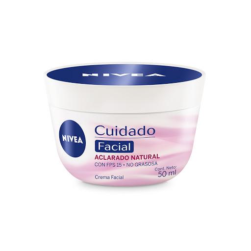 crema facial nivea aclarado natural noche 50ml