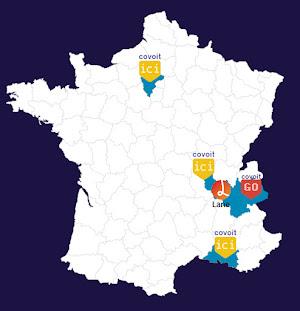 Projets ecov - France
