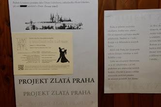 Photo: Zlatopražský manifest.