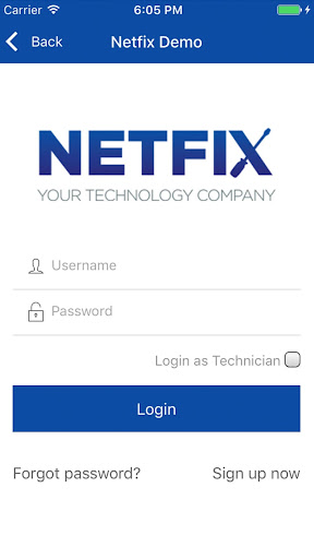 Netfix 1.1.0 screenshots 2