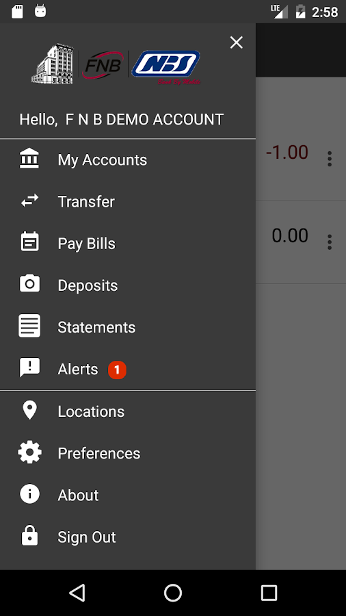 Bank By Mobile- screenshot