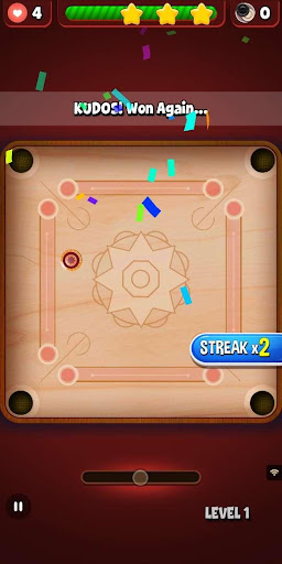 Carrom Master : New Carrom Board Pool Game 1.0.01 screenshots 8