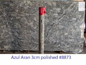 Photo: Azul Aran lot# 8873