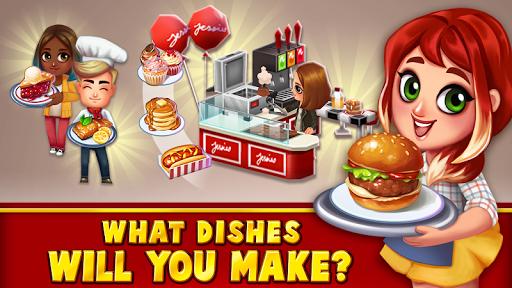 Food Street - Restaurant Management & Food Game 0.39.3 screenshots 2