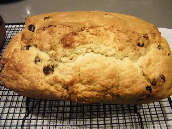 Mike's Irish Soda Bread Recipe