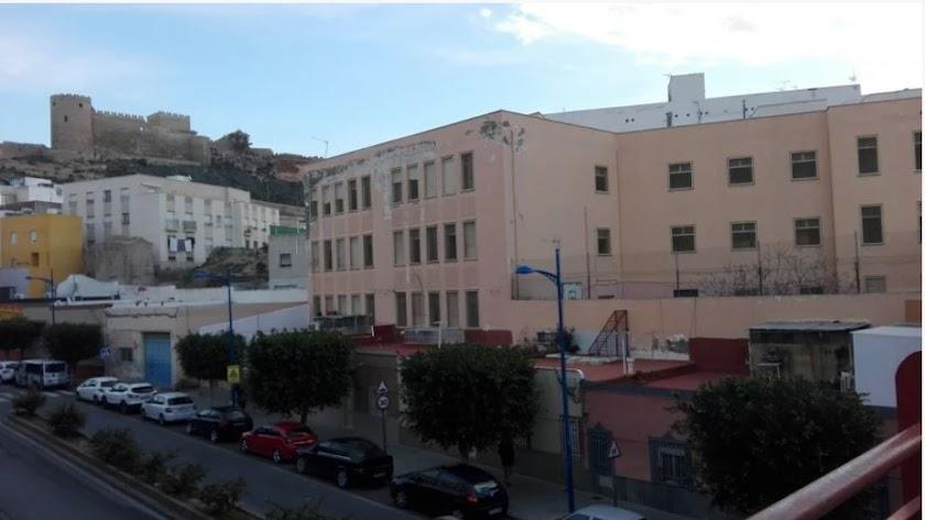 Edificio del Colegio Nuestra Señora del Socorro