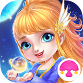 Princess Mia: Starry Sky Salon