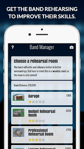 Superstar Band Manager  screenshots 2