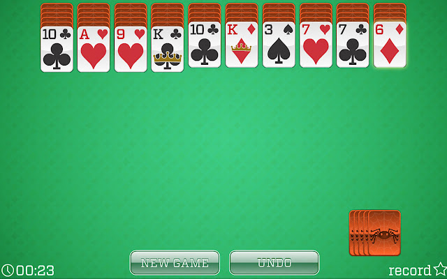 Inspired 247 Spider Solitaire - Extore Space