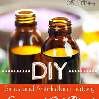 Sinus and Anti-Inflammatory Essential Oil Blend.