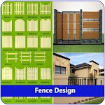 Fence Design Ideas Icon