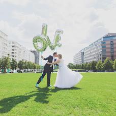 Wedding photographer Agnieszka Kowalska (agacyka). Photo of 08.09.2016