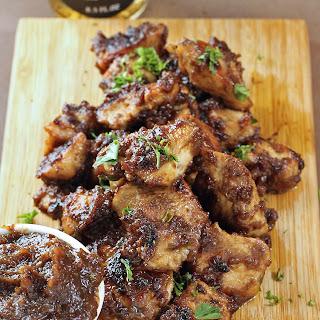 Date & Tamarind Chicken with De Nigris Vinegars