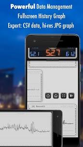 Decibel X PRO – Sound Meter dBA, Noise Detector 4.4.3 Mod APK (Unlock All) 3