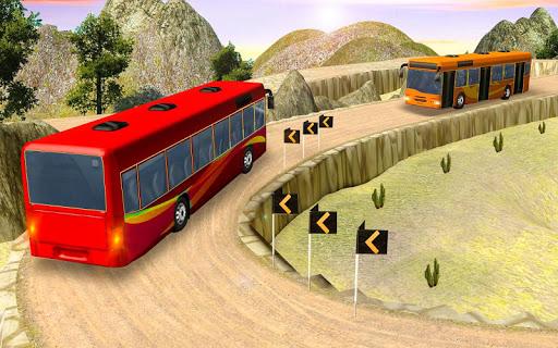 Offroad Bus Simulator 2018: Real Coach Bus Driving 1.0 screenshots 1