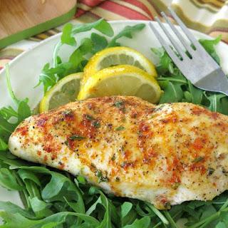 Baked Lemon Pepper Chicken Recipes.