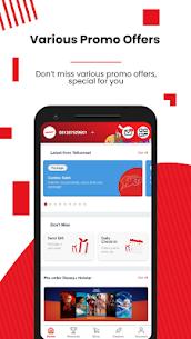 MyTelkomsel – Check & Buy Packages, Redeem POIN 8