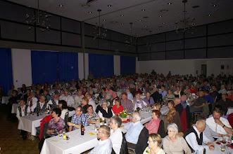 Photo: Aufmerksame Zuhörerinnen und Zuhörer im vollbestzten Saal