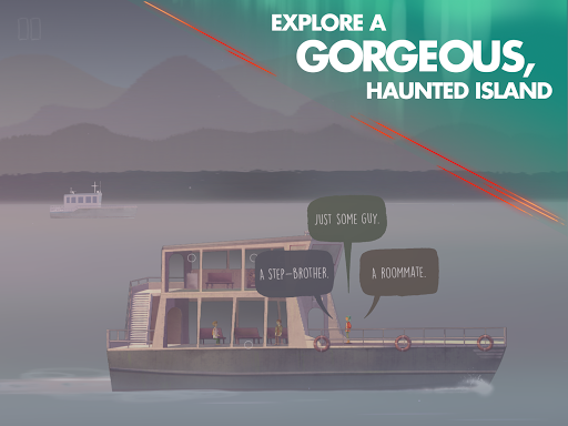 OXENFREE - screenshot