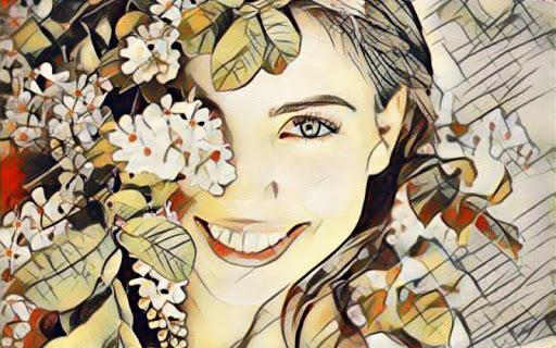 Photo Cartoon Camera- PaintLab screenshot 13