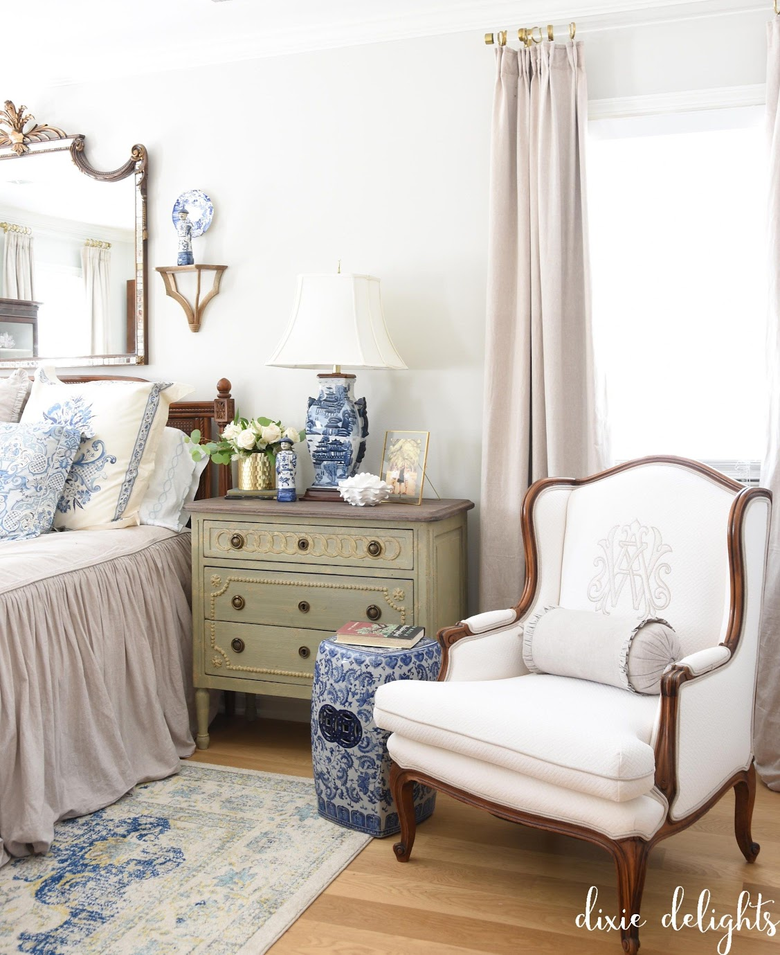 Cote de texas french country fall blog tour for French country blog
