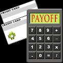 Credit Card Payoff Calculator icon