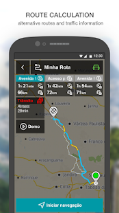 GPS Brasil – Free navigation- screenshot thumbnail