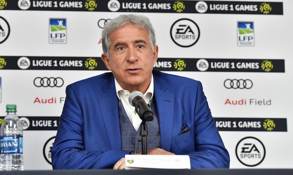 Half of French clubs 'face bankruptcy' after virus, says top boss