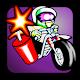 Daredevil Dynamite - Ads Free Retro Bike Jumping icon