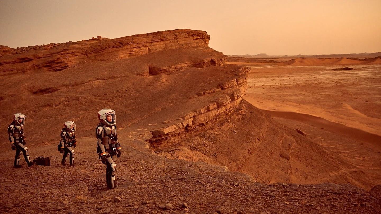 Watch Mars live