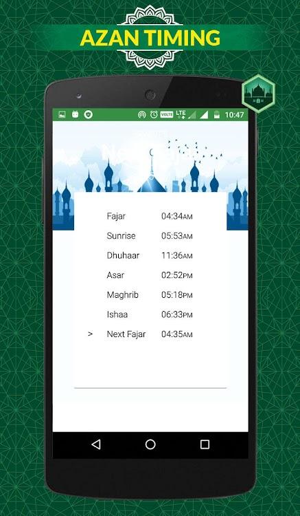 Best Muslim App For Azan, Quran, Qibla, Prayers – (Android