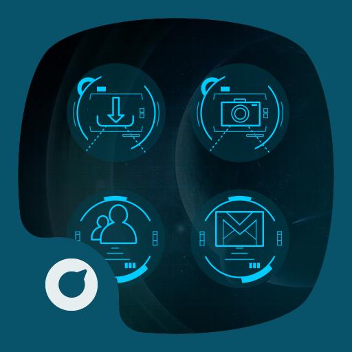 科技生活主題-Solo桌面 個人化 App LOGO-APP試玩