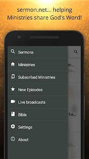 sermon.net- screenshot thumbnail