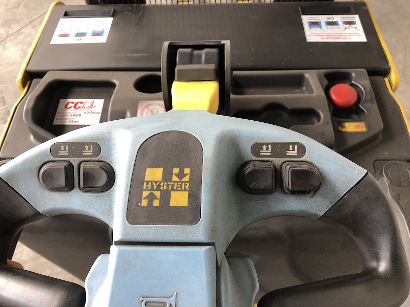 Picture of a HYSTER S1.5S IL