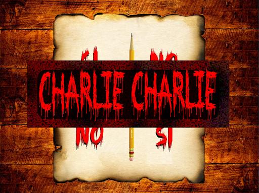 Charlie Charlie Charli Charli