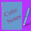 Cutie Notes icon