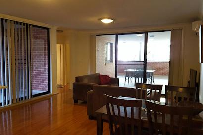 Campbell Street Apartments, Parramatta