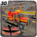 Real Truck Death Racing Game3D icon
