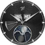 Now39s The Time  watch face for smart watches