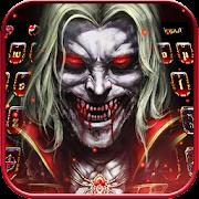Vampire Demon Keyboard Theme
