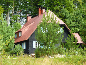 Photo: (Ehem.) Sebastianhütte (~940m)