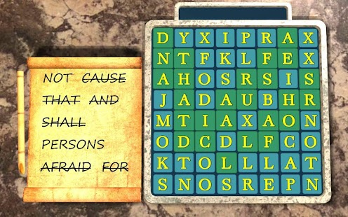 Bible Story Wordsearch Vol 5- screenshot thumbnail
