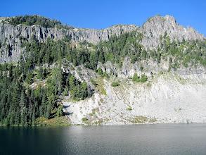 Photo: Tolmie Peak above Eunice Lake