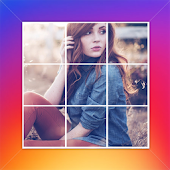 InstaGridCut for Instagram