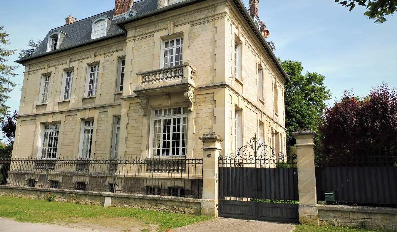 Hôtel particulier Compiegne