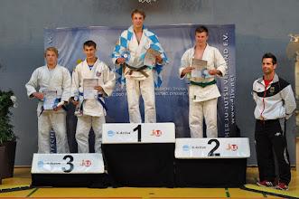 Photo: Sebastian Storch Deutscher Ju-Jutsu-Meister im Fighting U18 -81 kg